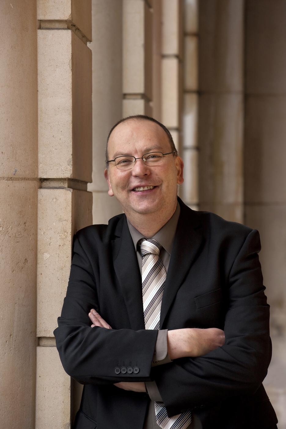 Professor Peter McOwan